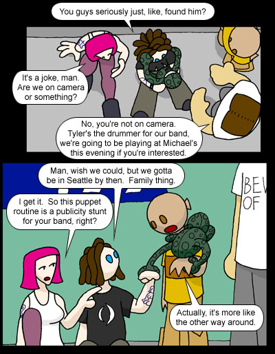 Series:Band Fifty-third comic